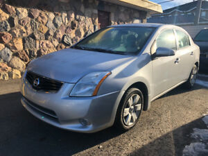 2010 NISSAN SENTRA 2.0 ONLY 123395 KM FULLY DETAIL