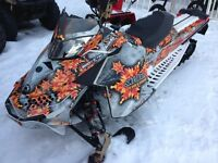 2011 Ski-Doo Summit Freeride 154 800R E-TEC