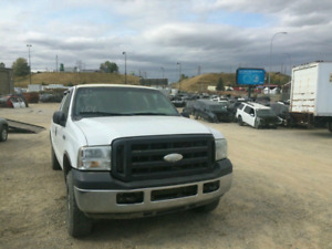 2007 Ford F-350 for parts 5.4lt gas