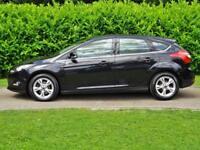 Ford Focus Zetec Econetic 1.6 Tdci 5dr DIESEL MANUAL 2014/63
