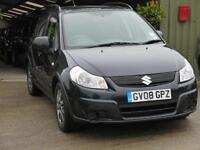Suzuki SX4 1.6 GL. MOT MAY 2017. DOCUMENTED S/HISTORY