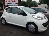 PEUGEOT 107 1.0 12v 2007MY Sport XS FINANCE AVAILABLE
