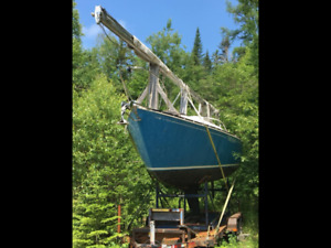 1975 C&C Sailboat 27' for sale