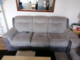 Sofa Grey Colour