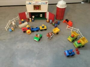 For Sale: Vintage Fisher Price Toy Farm