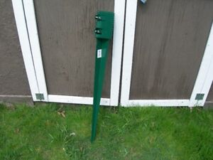 WANT  4  FENCE SPIKES FOR  4X4 POSTS