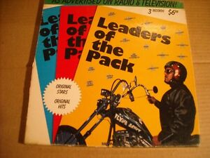 Leader of the Pack # LP box Set of the 60s!