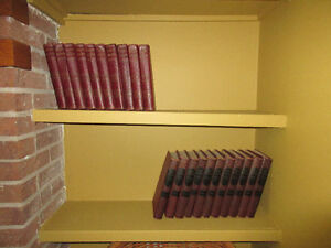 Grolier Encyclopedia 1944 Edition 11 volume set