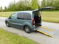 2013 Citroen Berlingo 1.6 Hdi Automatic WHEELCHAIR ACCESSIBLE VEHICLE CAR WAV
