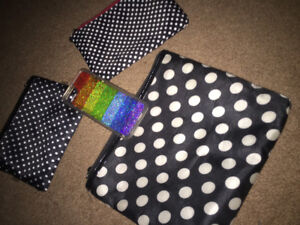 Makeup bags and iPhone6 case