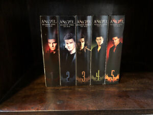 Angel Season 1-5 DVD Boxed Set Buffy the Vampire Slayer Hal-Con