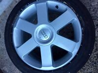 "18"" Audi Sport, TT,RS4 RS6, A4, A3, Jetta, golf, Bora wheels"