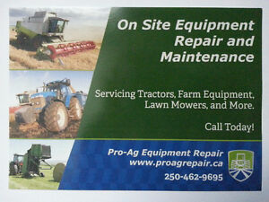 Mobile Equipment Repair