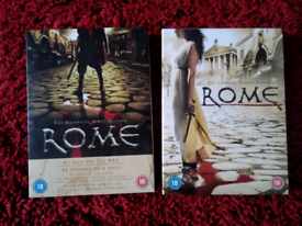 Rome BBC TV series 1 and 2.