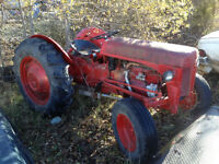 1950s Ford Tractor