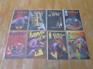 The Maxx complete comic book collection-Rare