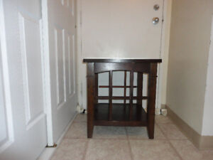 Solid wood Table/Night table/ Side Table for sale