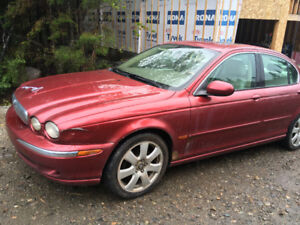 2005 Jaguar X-TYPE Berline