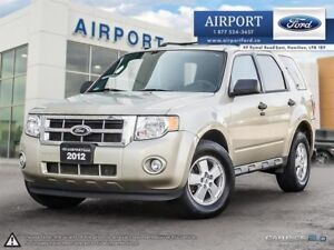 2012 Ford Escape XLT FWD with only 122,293 kms