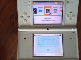 Nintendo DSi with usb charger - excellent condition!