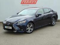 2016 LEXUS GS 300h 2.5 Luxury 4dr CVT