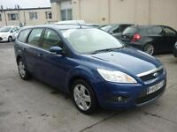 2009 Ford Focus 1.6 ( 100ps ) Estate Finance Available