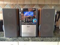 Hitachi AX-M83 audio/hi-fi sound system