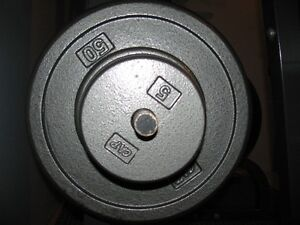 """1"""" Steel Weight Plates - All Sizes"""