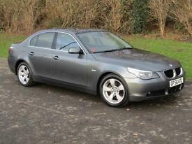2006 56 BMW 520 D SE 2.0TD Manual 6 Speed Diesel Saloon