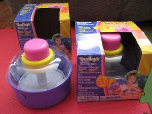 Easter Egg Dye Spinners