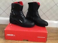 Falco Axis 2.1, Motorbike Boots, Worn Once