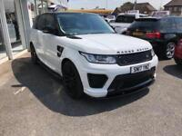 Land Rover Range Rover Sport 3.0 SD V6 ( 306hp ) 4X4 ( s/s ) CommandShi HSE