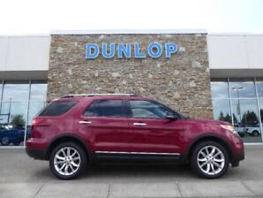 2013 Ford Explorer XLT 4WD w/ 3.5L Engine