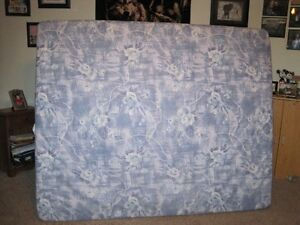 Free RV Queen Size Mattress