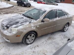 2005 Chevrolet Optra Berline