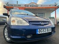 2003 Honda Civic INSPIRE S Hatchback Petrol Manual
