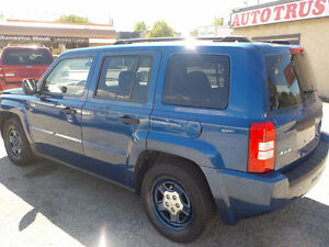 2009 JEEP PATRIOT 4X4 Windsor Region Ontario image 3