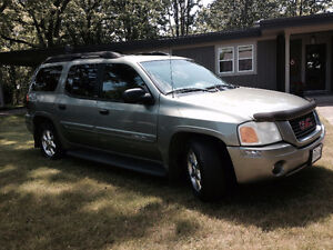 AS IS - 2003 GMC Envoy, 4x4, 7-Seater