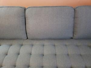 Beautiful Paris 3 seater sofa for sale