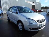 Volkswagen Polo 1.4TDI ( 70ps ) 2009MY Match