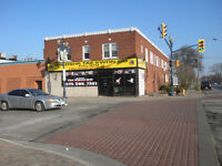 FOR SALE---PRIME CORNER---Mixed Use Building---Owner Retiring