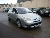 2006 Citroen C4 2.0i 16v ( 138hp ) VTR Plus VTR+ Finance Available