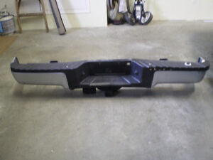 Ford F150 Rear Bumper