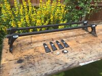 Volkswagen MK2 Golf Genuine Roof Racks.
