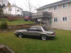 1988 Mustang for sale