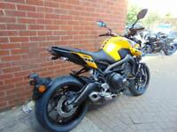 YAMAHA MT-09 KENNY ROBERTS SPECIAL - 3 YEARS 0% FINANCE