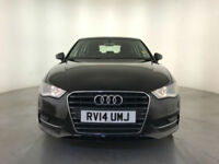 2014 AUDI A3 SE TDI DIESEL 5 DOOR HATCHBACK £20 ROAD TAX 1 OWNER SERVICE HISTORY