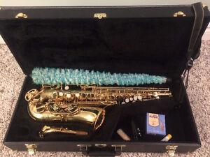 Jilius Keilwerth ST-90 Alto Saxophone Series IV + extras