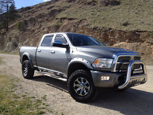 Ram 3500 limited bumpers etc...