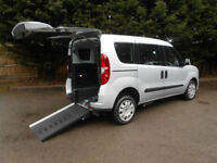 2013 Fiat Doblo 1.4 My Life Wheelchair Accessible Vehicle